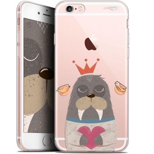 "Carcasa Gel Extra Fina Apple iPhone 6 Plus/ iPhone 6s Plus (5.5"") Design Sketchy Walrus"