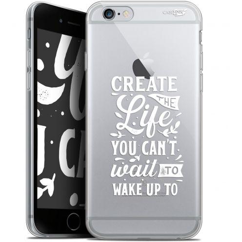 "Carcasa Gel Extra Fina Apple iPhone 6 Plus/ iPhone 6s Plus (5.5"") Design Wake Up Your Life"