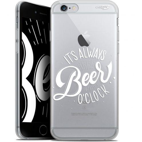 "Carcasa Gel Extra Fina Apple iPhone 6 Plus/ iPhone 6s Plus (5.5"") Design Its Beer O'Clock"