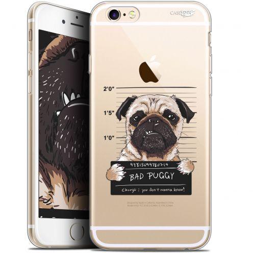 "Carcasa Gel Extra Fina Apple iPhone 6 Plus/ iPhone 6s Plus (5.5"") Design Beware The Puggy Dog"