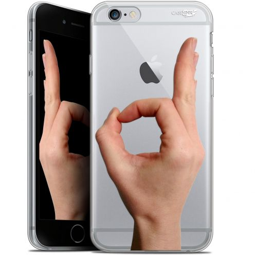 """Carcasa Gel Extra Fina Apple iPhone 6 Plus/ iPhone 6s Plus (5.5"""") Design Le Jeu du Rond"""