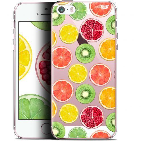 "Carcasa Gel Extra Fina Apple iPhone 5/5s/SE (4"") Design Fruity Fresh"