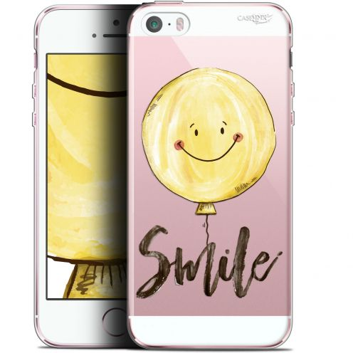 "Carcasa Gel Extra Fina Apple iPhone 5/5s/SE (4"") Design Smile Baloon"