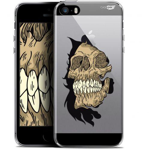 "Carcasa Gel Extra Fina Apple iPhone 5/5s/SE (4"") Design Craneur"