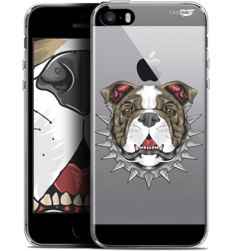 "Carcasa Gel Extra Fina Apple iPhone 5/5s/SE (4"") Design Doggy"