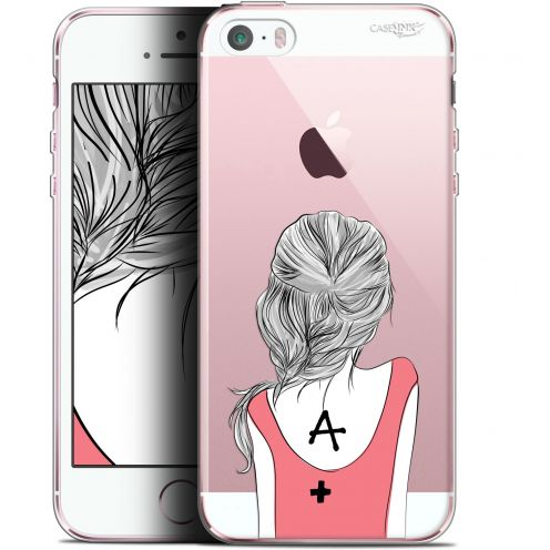 "Carcasa Gel Extra Fina Apple iPhone 5/5s/SE (4"") Design See You"