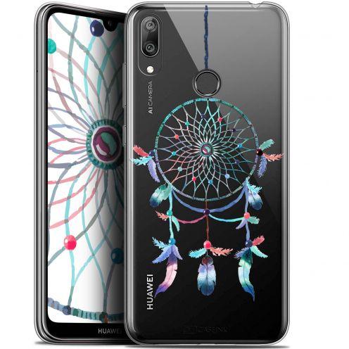"""Carcasa Gel Extra Fina Huawei Y7 / Prime / Pro 2019 (6.26"""") Dreamy Attrape Rêves Rainbow"""
