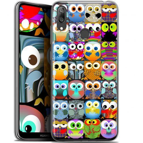 "Carcasa Gel Extra Fina Huawei Y7 / Prime / Pro 2019 (6.26"") Claude Hibous"