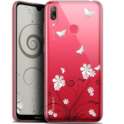 """Carcasa Gel Extra Fina Huawei Y7 / Prime / Pro 2019 (6.26"""") Summer Papillons"""