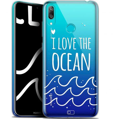 "Carcasa Gel Extra Fina Huawei Y7 / Prime / Pro 2019 (6.26"") Summer I Love Ocean"