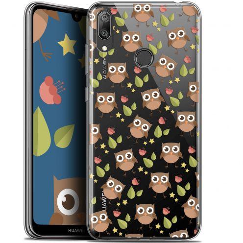 "Carcasa Gel Extra Fina Huawei Y7 / Prime / Pro 2019 (6.26"") Summer Hibou"
