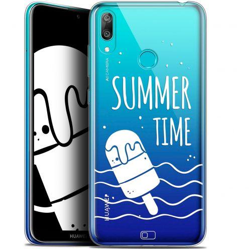 "Carcasa Gel Extra Fina Huawei Y7 / Prime / Pro 2019 (6.26"") Summer Summer Time"