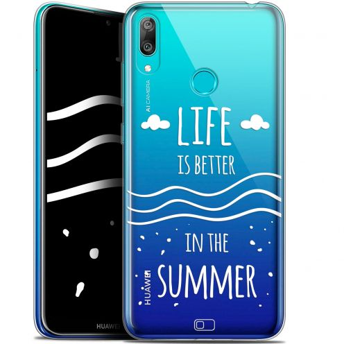 """Carcasa Gel Extra Fina Huawei Y7 / Prime / Pro 2019 (6.26"""") Summer Life's Better"""