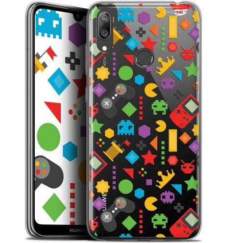 """Carcasa Gel Extra Fina Huawei Y7 / Prime / Pro 2019 (6.26"""") Design PacMan"""
