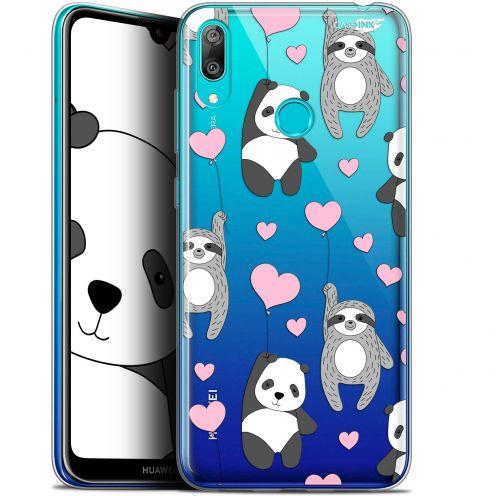 "Carcasa Gel Extra Fina Huawei Y7 / Prime / Pro 2019 (6.26"") Design Panda'mour"