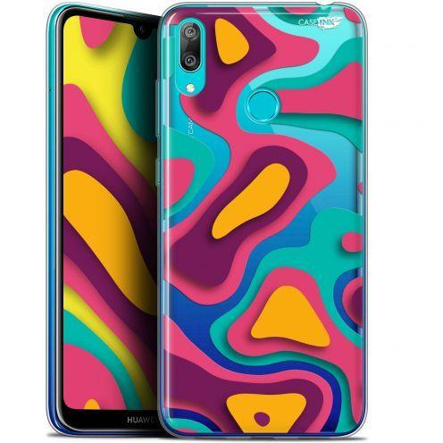 "Carcasa Gel Extra Fina Huawei Y7 / Prime / Pro 2019 (6.26"") Design Popings"