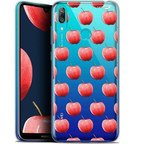 "Carcasa Gel Extra Fina Huawei Y7 / Prime / Pro 2019 (6.26"") Design Cerises"