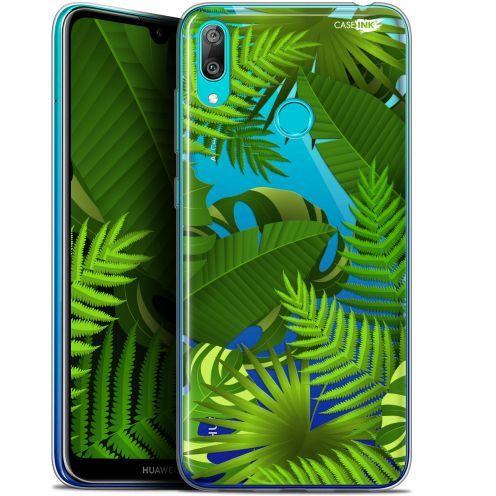 """Carcasa Gel Extra Fina Huawei Y7 / Prime / Pro 2019 (6.26"""") Design Plantes des Tropiques"""