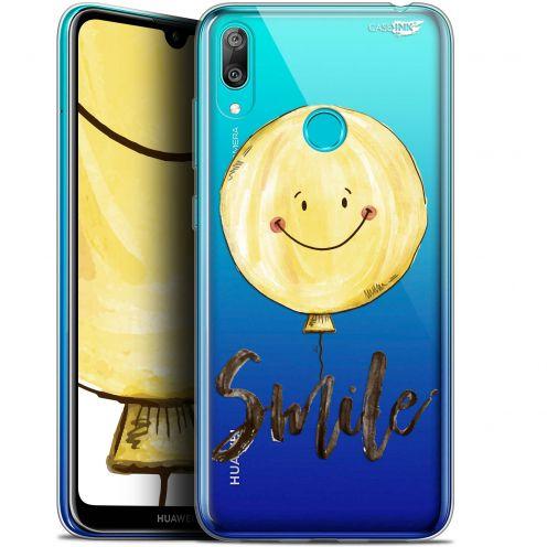 "Carcasa Gel Extra Fina Huawei Y7 / Prime / Pro 2019 (6.26"") Design Smile Baloon"