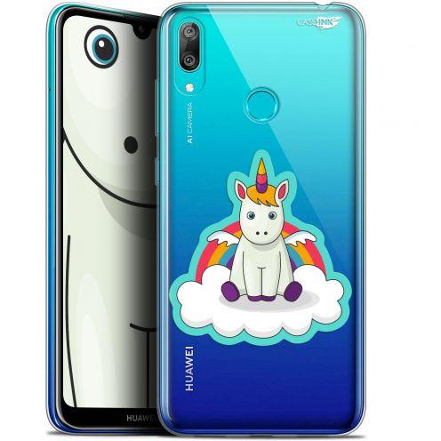 "Carcasa Gel Extra Fina Huawei Y7 / Prime / Pro 2019 (6.26"") Design Bébé Licorne"