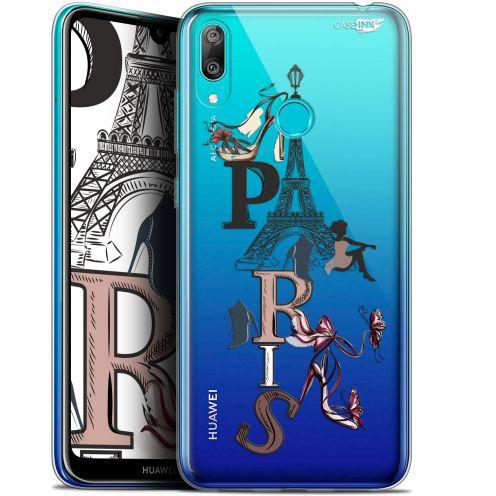 "Carcasa Gel Extra Fina Huawei Y7 / Prime / Pro 2019 (6.26"") Design Stylish Paris"