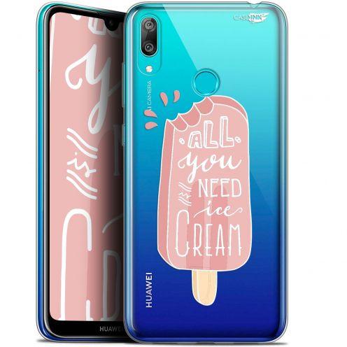 "Carcasa Gel Extra Fina Huawei Y7 / Prime / Pro 2019 (6.26"") Design Ice Cream"
