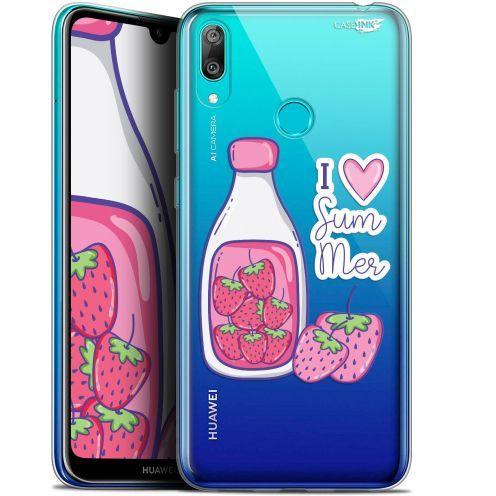 "Carcasa Gel Extra Fina Huawei Y7 / Prime / Pro 2019 (6.26"") Design Milky Summer"