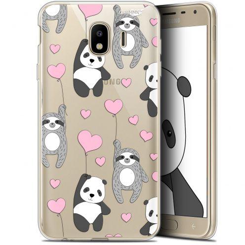 "Carcasa Gel Extra Fina Samsung Galaxy J4 2018 J400 (5.7"") Design Panda'mour"