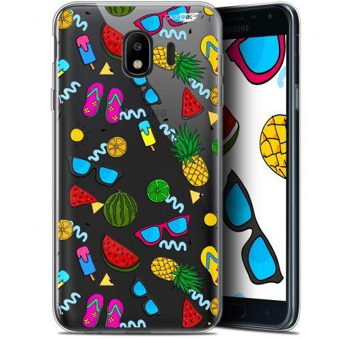 "Carcasa Gel Extra Fina Samsung Galaxy J4 2018 J400 (5.7"") Design Summers"