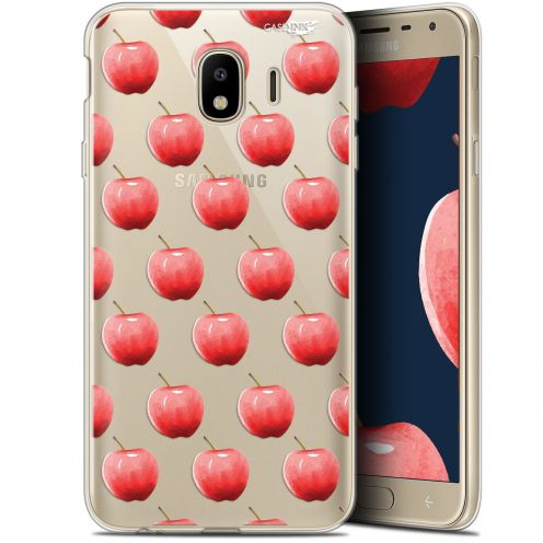 "Carcasa Gel Extra Fina Samsung Galaxy J4 2018 J400 (5.7"") Design Cerises"
