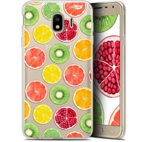 """Carcasa Gel Extra Fina Samsung Galaxy J4 2018 J400 (5.7"""") Design Fruity Fresh"""