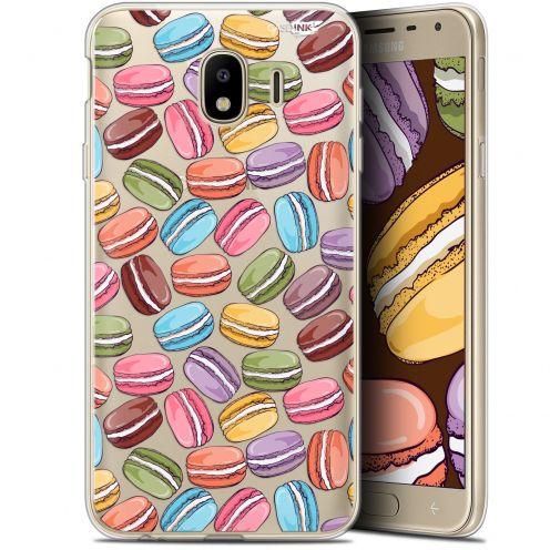 "Carcasa Gel Extra Fina Samsung Galaxy J4 2018 J400 (5.7"") Design Macarons"