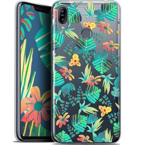 "Carcasa Gel Extra Fina Asus Zenfone Max (M2) ZB633KL (6.3"") Spring Tropical"