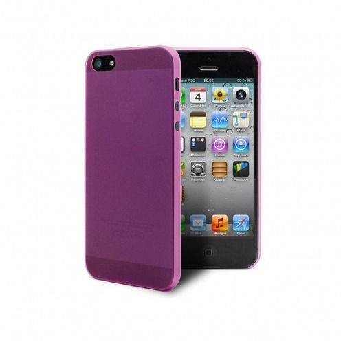 Shell Ultra fino 0.3mm Frost iPhone 5 Rose