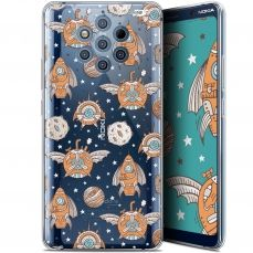 "Carcasa Gel Extra Fina Nokia 9 PureView (6"") Design Punk Space"
