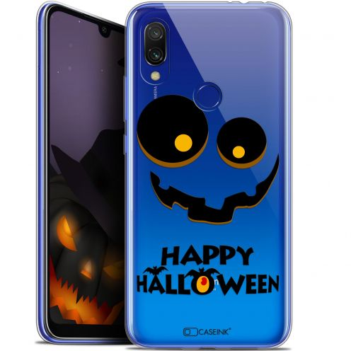 "Carcasa Gel Extra Fina Xiaomi Redmi 7 (6.26"") Halloween Happy"