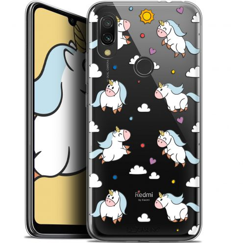 "Carcasa Gel Extra Fina Xiaomi Redmi 7 (6.26"") Fantasia Licorne In the Sky"