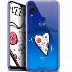 "Carcasa Gel Extra Fina Xiaomi Redmi 7 (6.26"") Love My Pizza Slice"