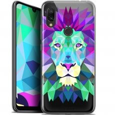 "Carcasa Gel Extra Fina Xiaomi Redmi 7 (6.26"") Polygon Animals León"