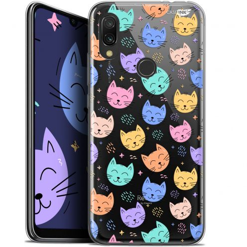 "Carcasa Gel Extra Fina Xiaomi Redmi 7 (6.26"") Design Chat Dormant"