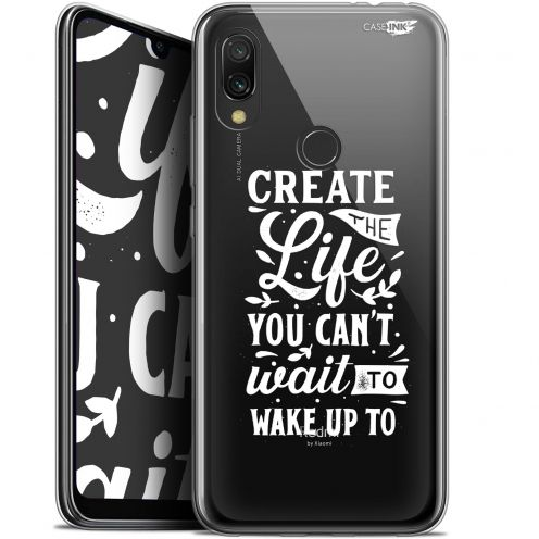 "Carcasa Gel Extra Fina Xiaomi Redmi 7 (6.26"") Design Wake Up Your Life"