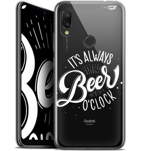 "Carcasa Gel Extra Fina Xiaomi Redmi 7 (6.26"") Design Its Beer O'Clock"