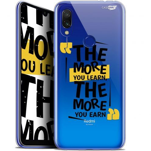 "Carcasa Gel Extra Fina Xiaomi Redmi 7 (6.26"") Design The More You Learn"
