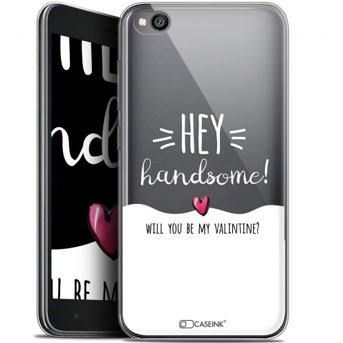 "Carcasa Gel Extra Fina Xiaomi Redmi Go (5"") Love Hey Handsome !"