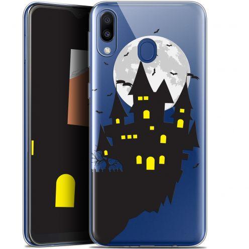 "Carcasa Gel Extra Fina Samsung Galaxy M20 (6.3"") Halloween Castle Dream"