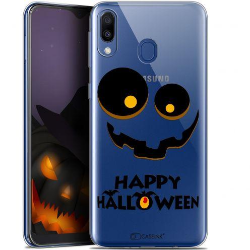 "Carcasa Gel Extra Fina Samsung Galaxy M20 (6.3"") Halloween Happy"