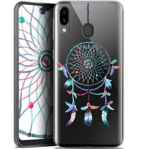 """Carcasa Gel Extra Fina Samsung Galaxy M20 (6.3"""") Dreamy Attrape Rêves Rainbow"""