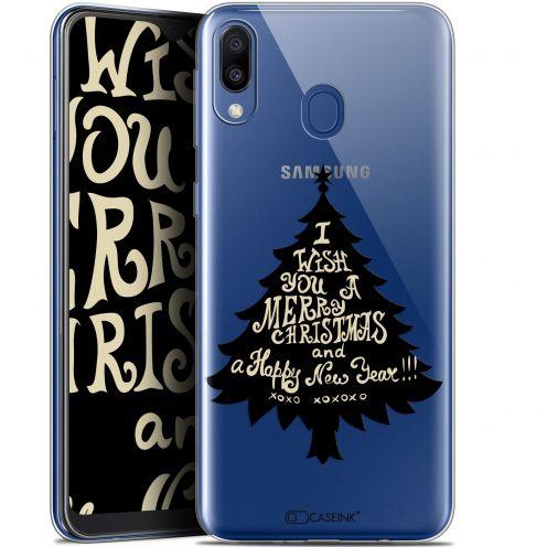 "Carcasa Gel Extra Fina Samsung Galaxy M20 (6.3"") Noël 2017 XOXO Tree"