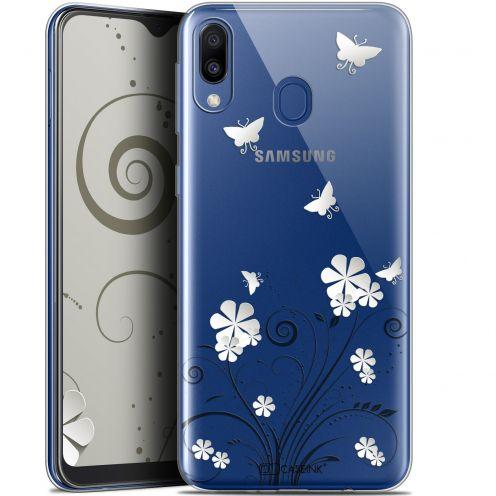"Carcasa Gel Extra Fina Samsung Galaxy M20 (6.3"") Summer Papillons"