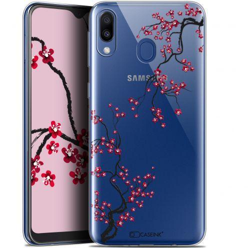 """Carcasa Gel Extra Fina Samsung Galaxy M20 (6.3"""") Summer Sakura"""